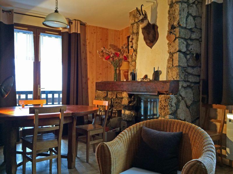 Salle à manger Location Appartement 33175 La Grave - La Meije