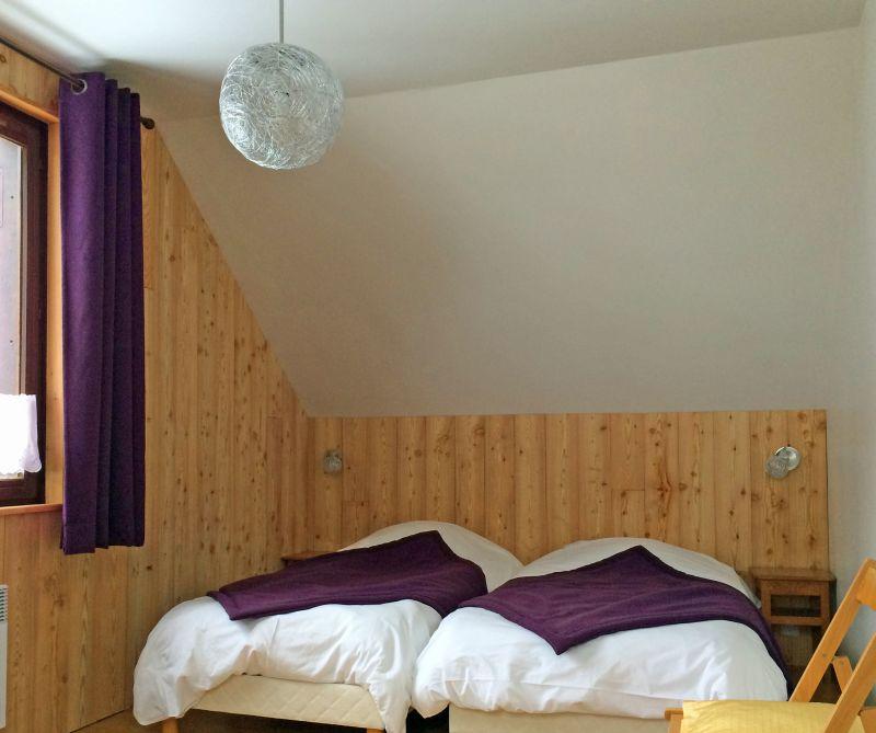 chambre 1 Location Appartement 33175 La Grave - La Meije