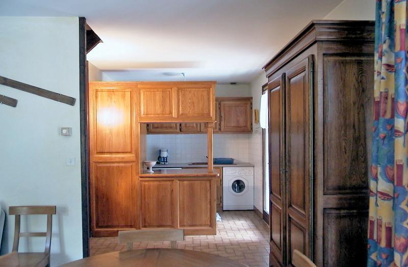 Cuisine américaine Location Appartement 33175 La Grave - La Meije