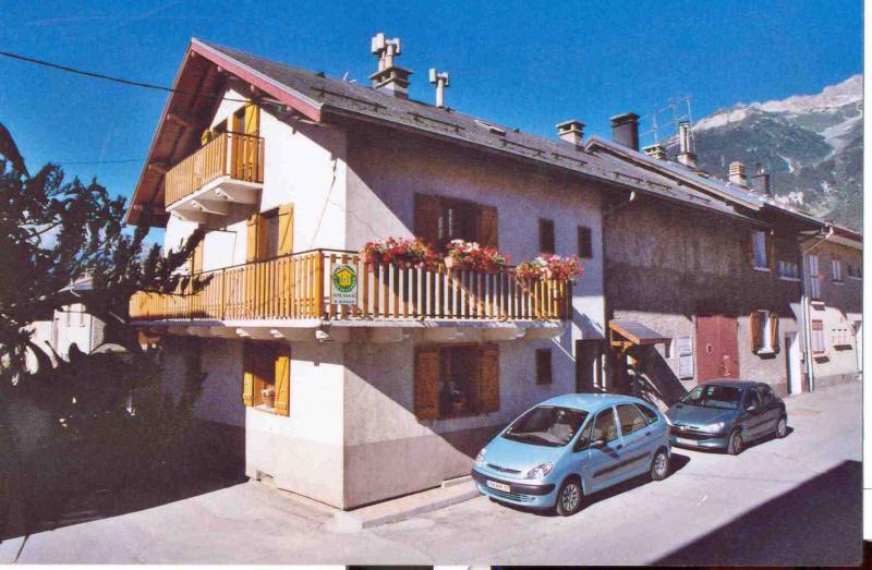 Vue extérieure de la location Location Appartement 3319 Termignon la Vanoise
