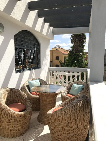 Vue du balcon Location Villa 33283 Casablanca