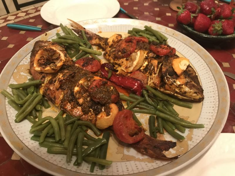 Cuisine d'été Location Villa 33283 Casablanca