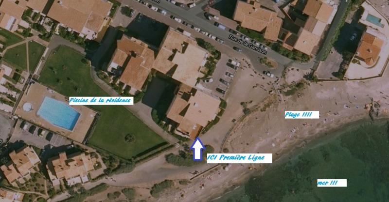 Plan de la location Location Appartement 33425 Cap d'Agde