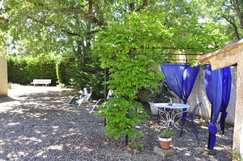 Vue depuis la location Location Gite 33456 Avignon