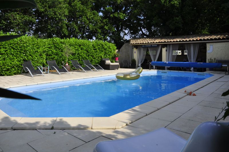 Piscine Location Gite 33456 Avignon