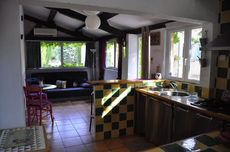 Coin cuisine Location Gite 33456 Avignon