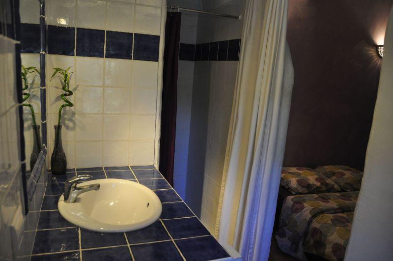 Salle d'eau Location Gite 33456 Avignon