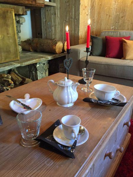 Salon 1 Location Appartement 3347 Val d'Isère
