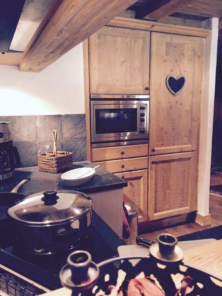 Cuisine américaine Location Appartement 3347 Val d'Isère