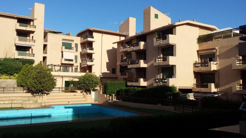 Vue du balcon Location Appartement 33485 La Maddalena