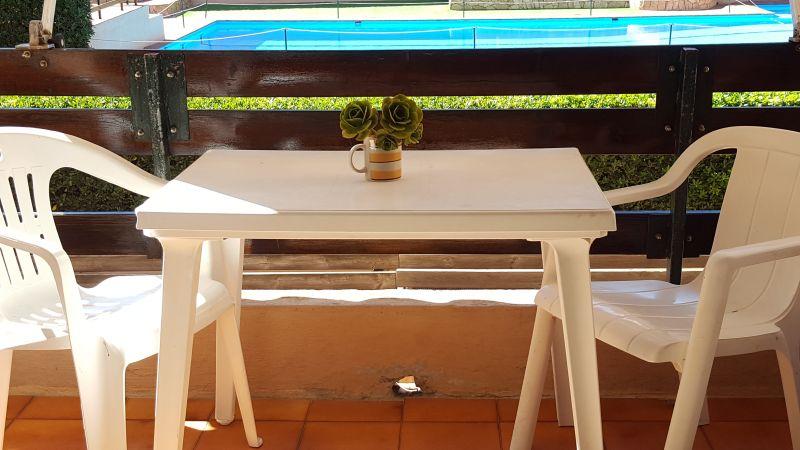 Balcon Location Appartement 33485 La Maddalena