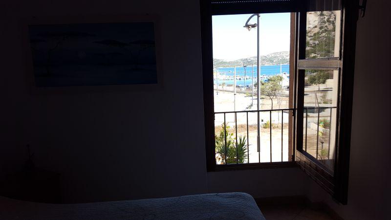 Vue depuis la location Location Appartement 33485 La Maddalena