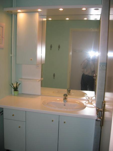 salle de bain Location Appartement 3351 Val d'Isère