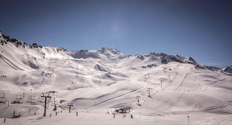 Vue extérieure de la location Location Appartement 3351 Val d'Isère