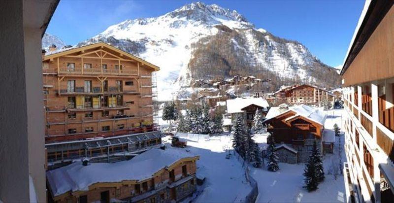 Vue depuis la location Location Appartement 3359 Val d'Isère