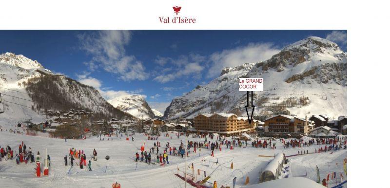 Vue à proximité Location Appartement 3359 Val d'Isère