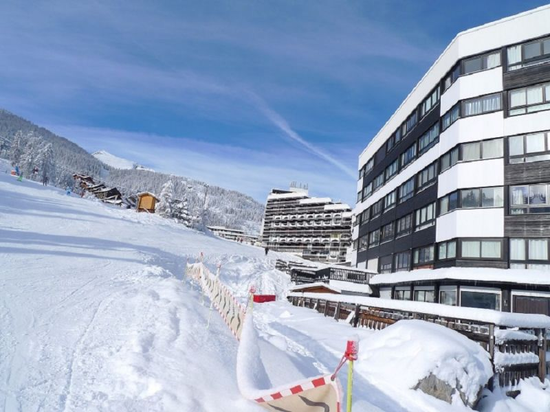 Vue extérieure de la location Location Appartement 33594 Puy Saint Vincent