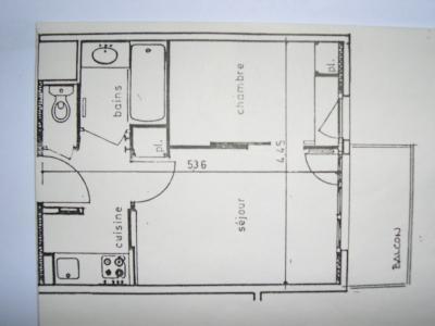 Location Appartement 3360 Val d'Isère