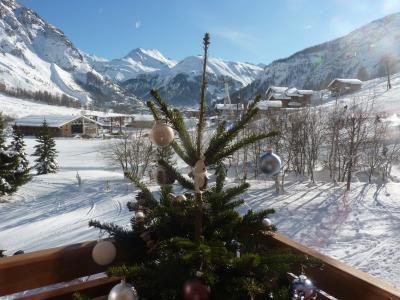 Vue depuis la location Location Appartement 3367 Val d'Is�re