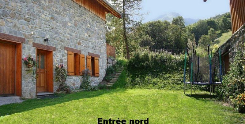 Vue extérieure de la location Location Chalet 3373 Valloire