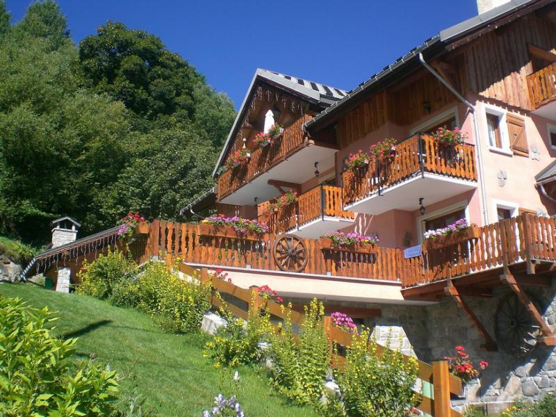 Location Appartement 3395 Valloire