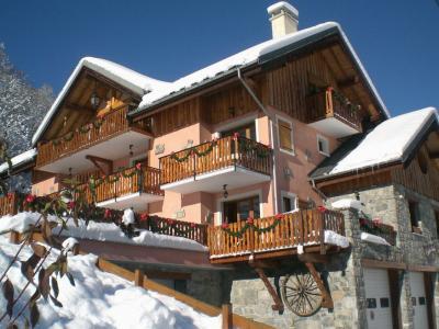 Location Appartement 3399 Valloire