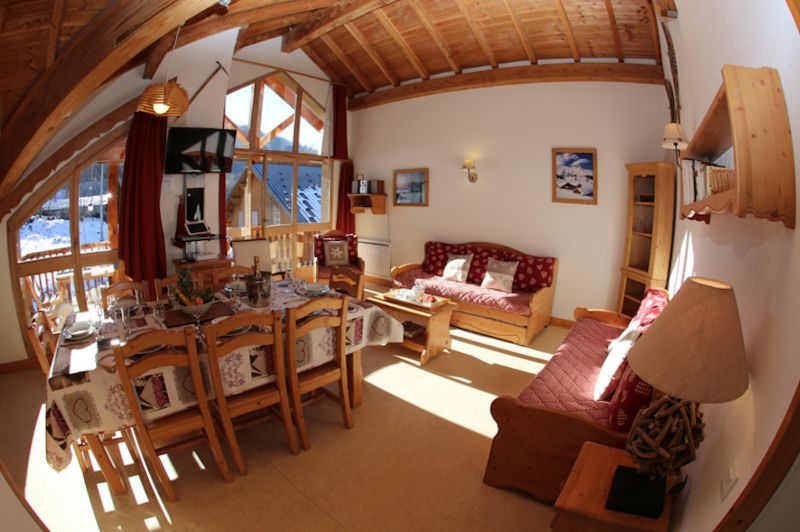 Location Appartement 3411 Valloire