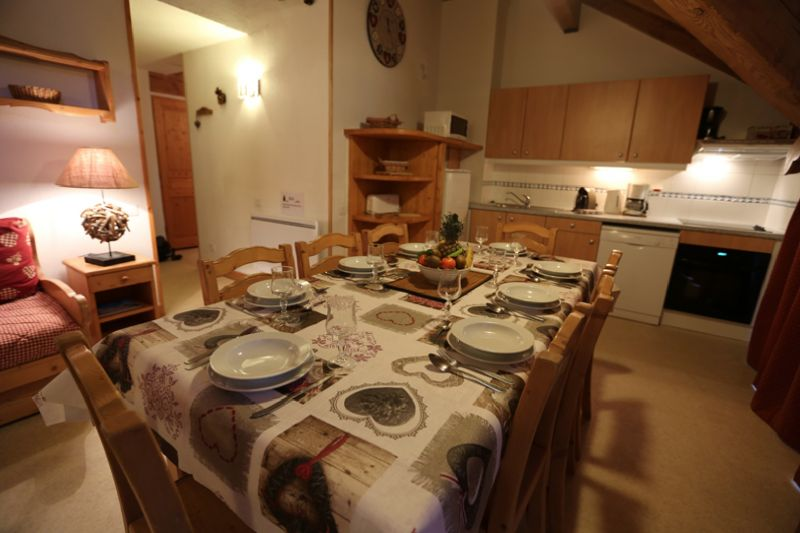 Séjour Location Appartement 3411 Valloire