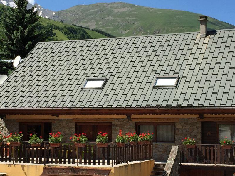 Vue extérieure de la location Location Appartement 3417 Valloire