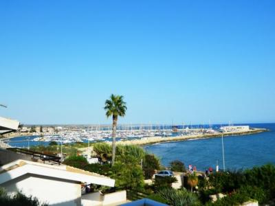 Vue depuis la location Location Appartement 34177 Marina di Ragusa