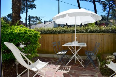 Jardin Location Appartement 34336 La Baule