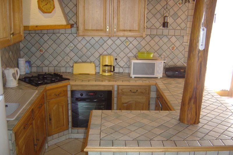 Cuisine américaine Location Chalet 3455 Valmeinier