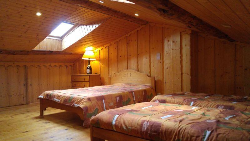 Mezzanine Location Chalet 3455 Valmeinier
