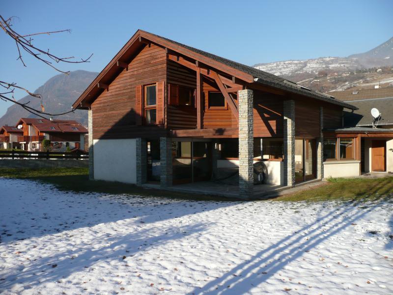 Vue extérieure de la location Location Chalet 3466 Valmorel