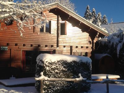location appartement Valmorel Chalet de