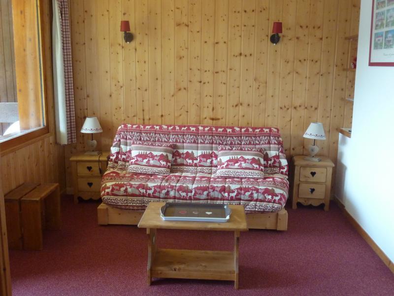 Salon Location Appartement 3483 Valmorel