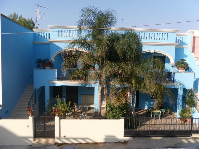 Vue extérieure de la location Location Appartement 35099 Santa Maria di Leuca