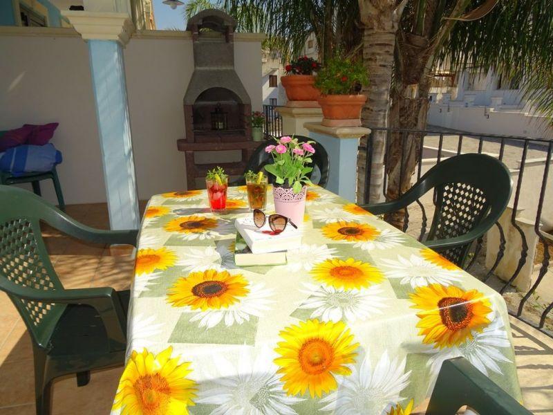 Veranda Location Appartement 35099 Santa Maria di Leuca