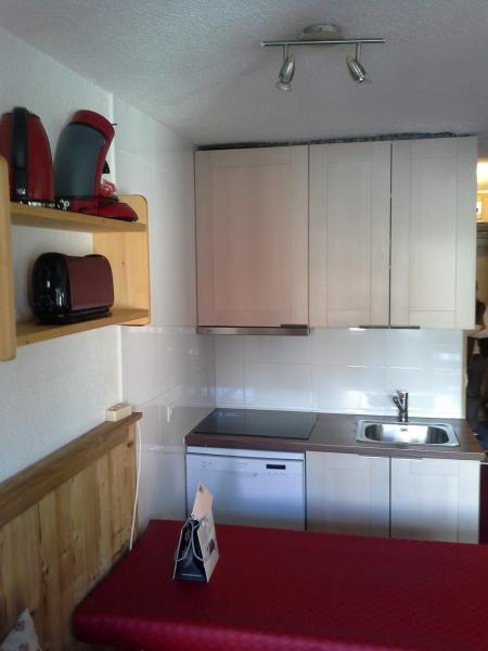 Coin cuisine Location Appartement 3527 Val Thorens