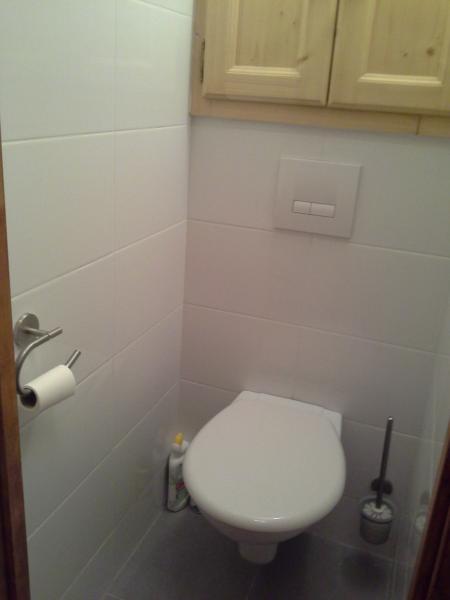 WC séparé Location Appartement 3527 Val Thorens