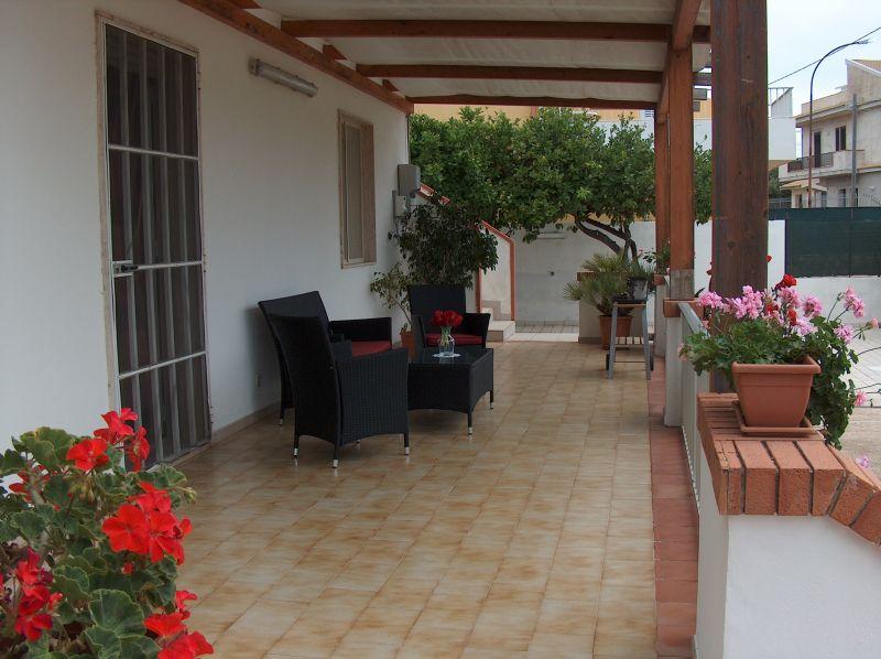 Veranda Location Appartement 35318 Marina di Ragusa