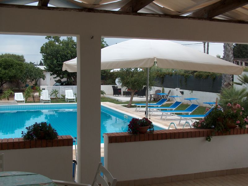 Vue depuis la location Location Appartement 35318 Marina di Ragusa