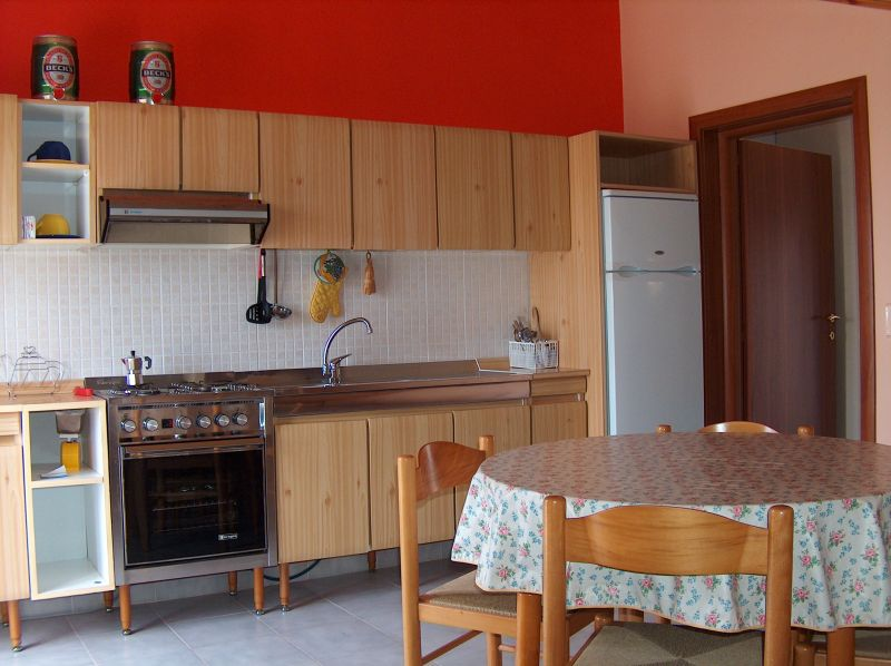 Cuisine américaine 1 Location Appartement 35318 Marina di Ragusa