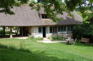 Salon Location Gite 35568 Saint-Wandrille-Rançon