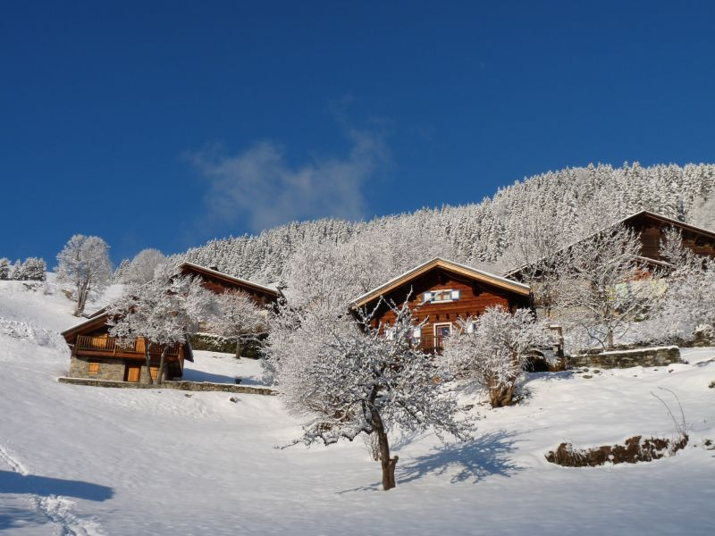 Location Chalet 358 Areches Beaufort
