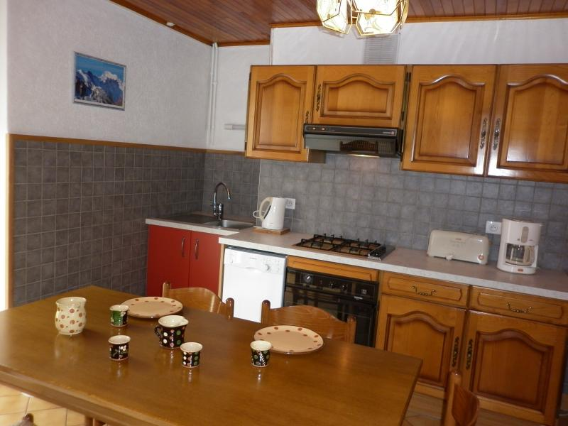 Coin cuisine Location Appartement 35822 Val Cenis