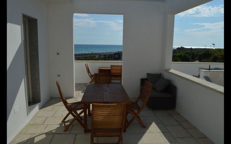 Vue depuis la location Location Appartement 35867 Lido Marini