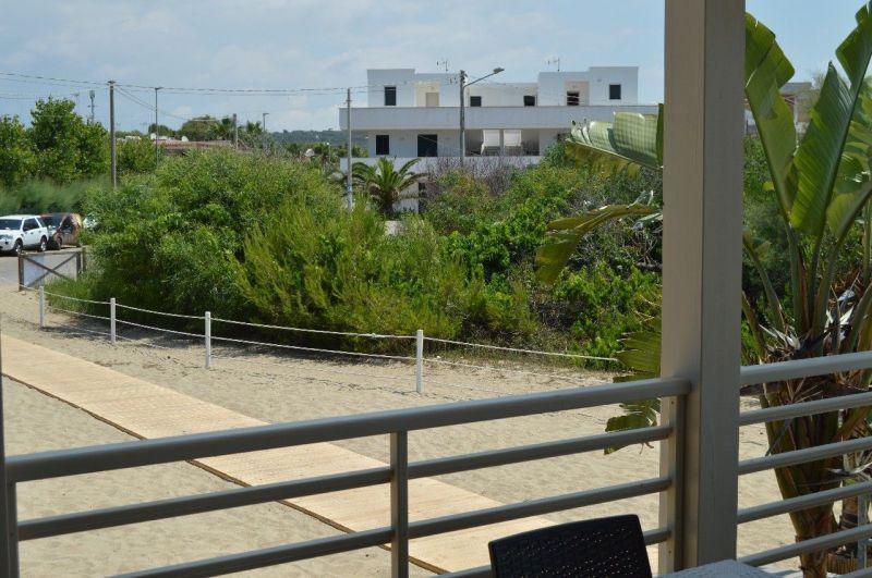 Vue extérieure de la location Location Appartement 35867 Lido Marini