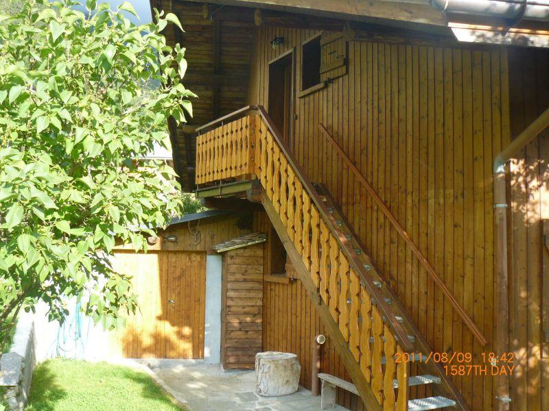 Entrée Location Appartement 360 Areches Beaufort