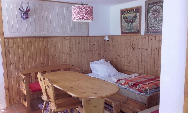 chambre 1 Location Chalet 36087 Saint Gervais Mont-Blanc